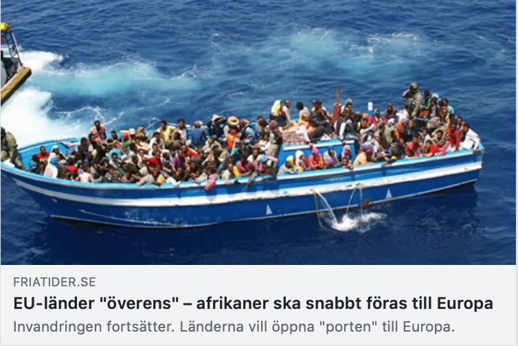 Nya stora flöden in i EU-venerna förväntas snart ge  mångkulturknarkarna en skön fix.  Detta 'ännu mer' är vad som nu krävs för att få den.