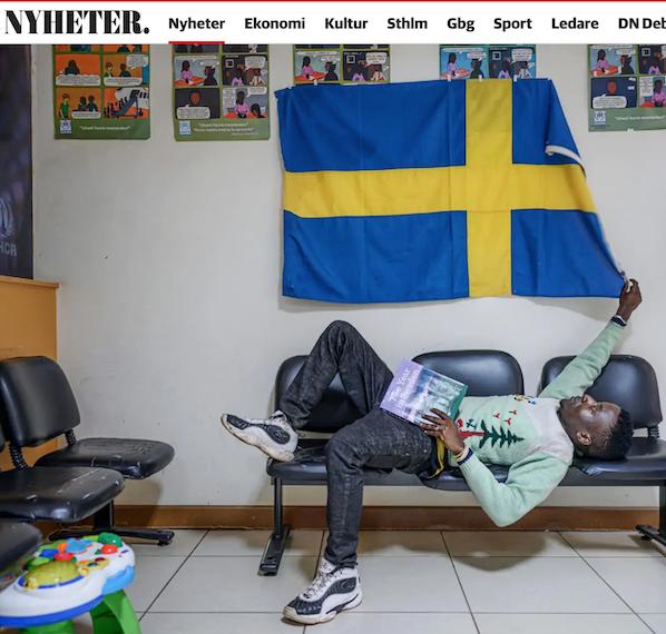 Sverige tar emot flest kvotflyktingar i världen. Och vi är ensamma om att vara helt kravlösa.