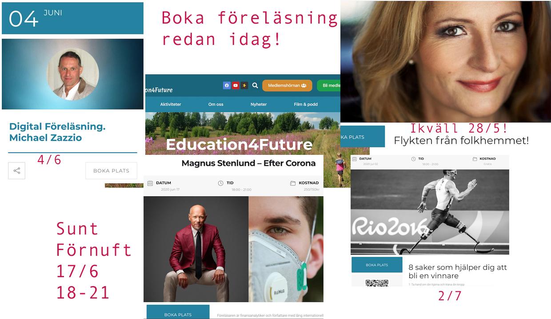 Education4Future – motinformation för den politiskt inkorrekte