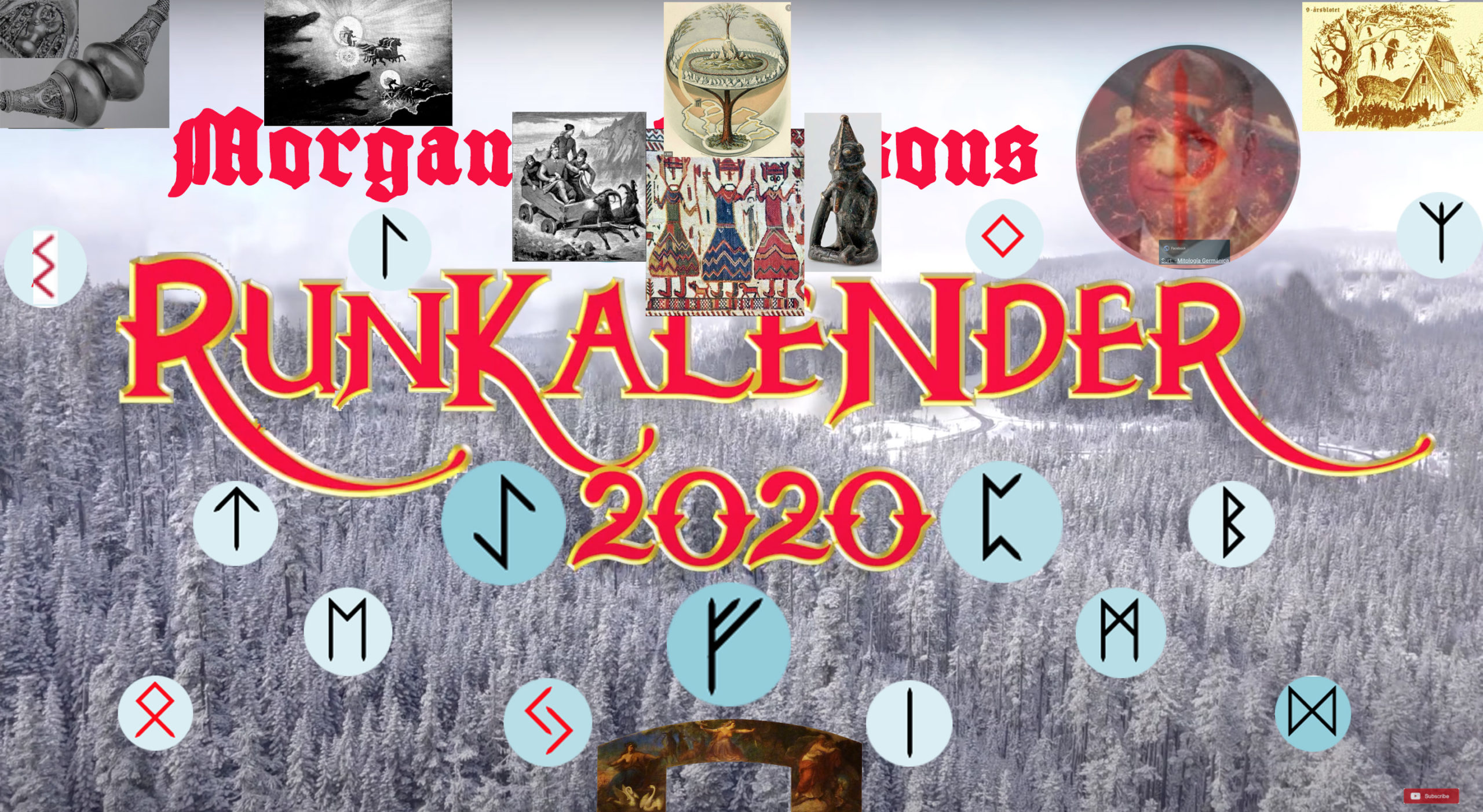 Runkalendern 10. Is