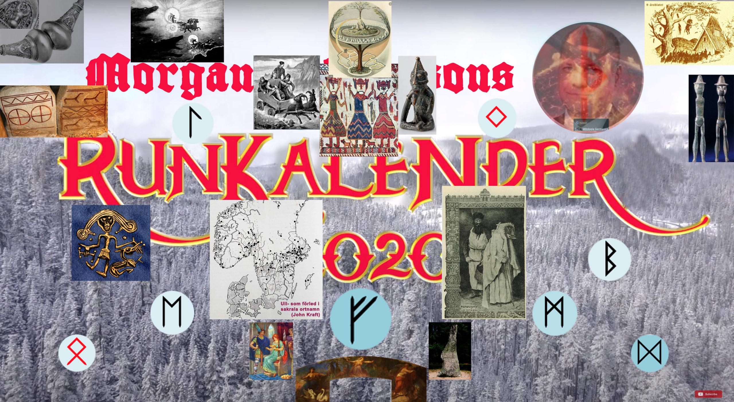 Runkalendern 17. Bjarka