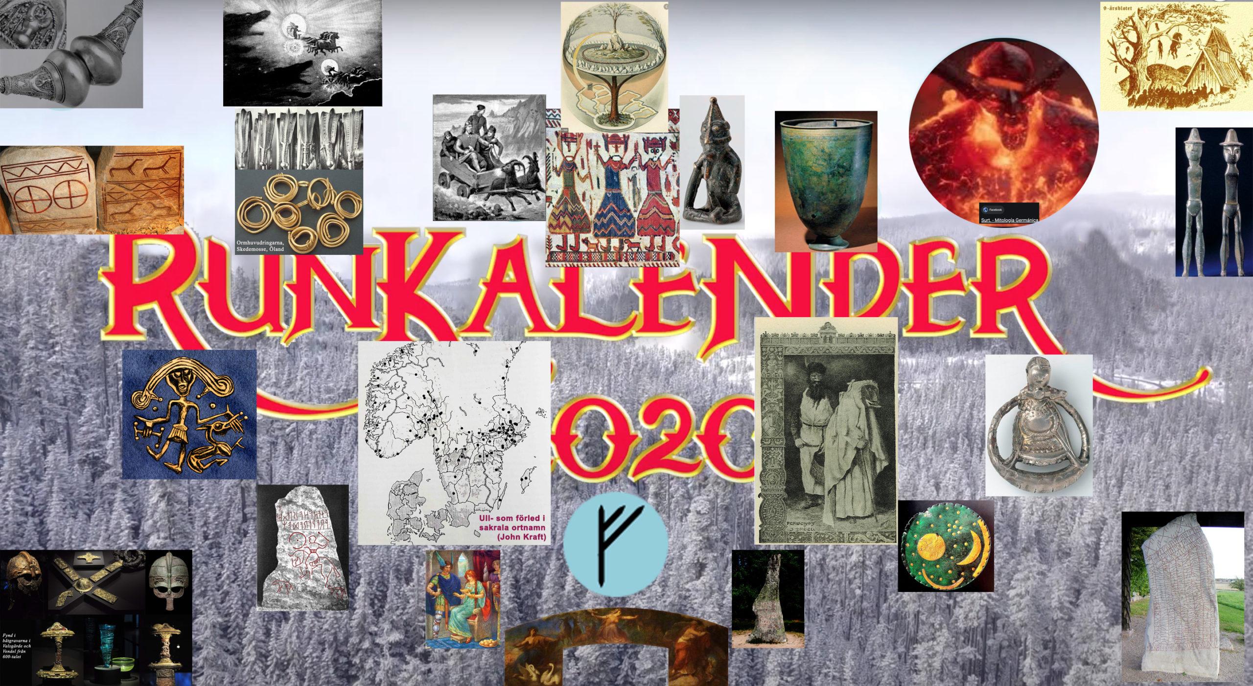 Runkalendern 24. Fä